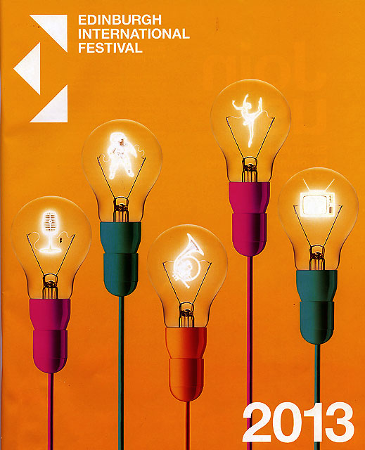Edinburgh International Festival 2013 logo