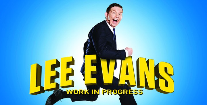 Poster image of Lee Evens - Work in Progress